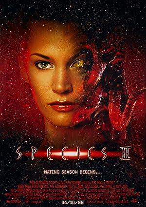 Species II (1998): สายพันธุ์มฤตยู…แพร่พันธุ์นรก
