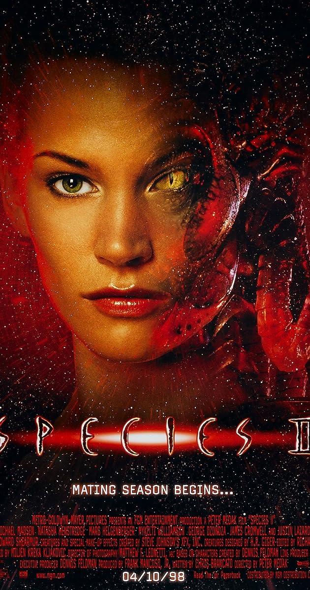 Species II (1998) Subtitles