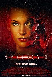 Species II (1998) ONLINE SEHEN