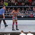 Peter Gruner and John Cena in WWE Rebellion (2002)