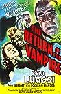 The Return of the Vampire (1943) Poster