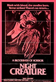 Night Creature (1978) Poster - Movie Forum, Cast, Reviews