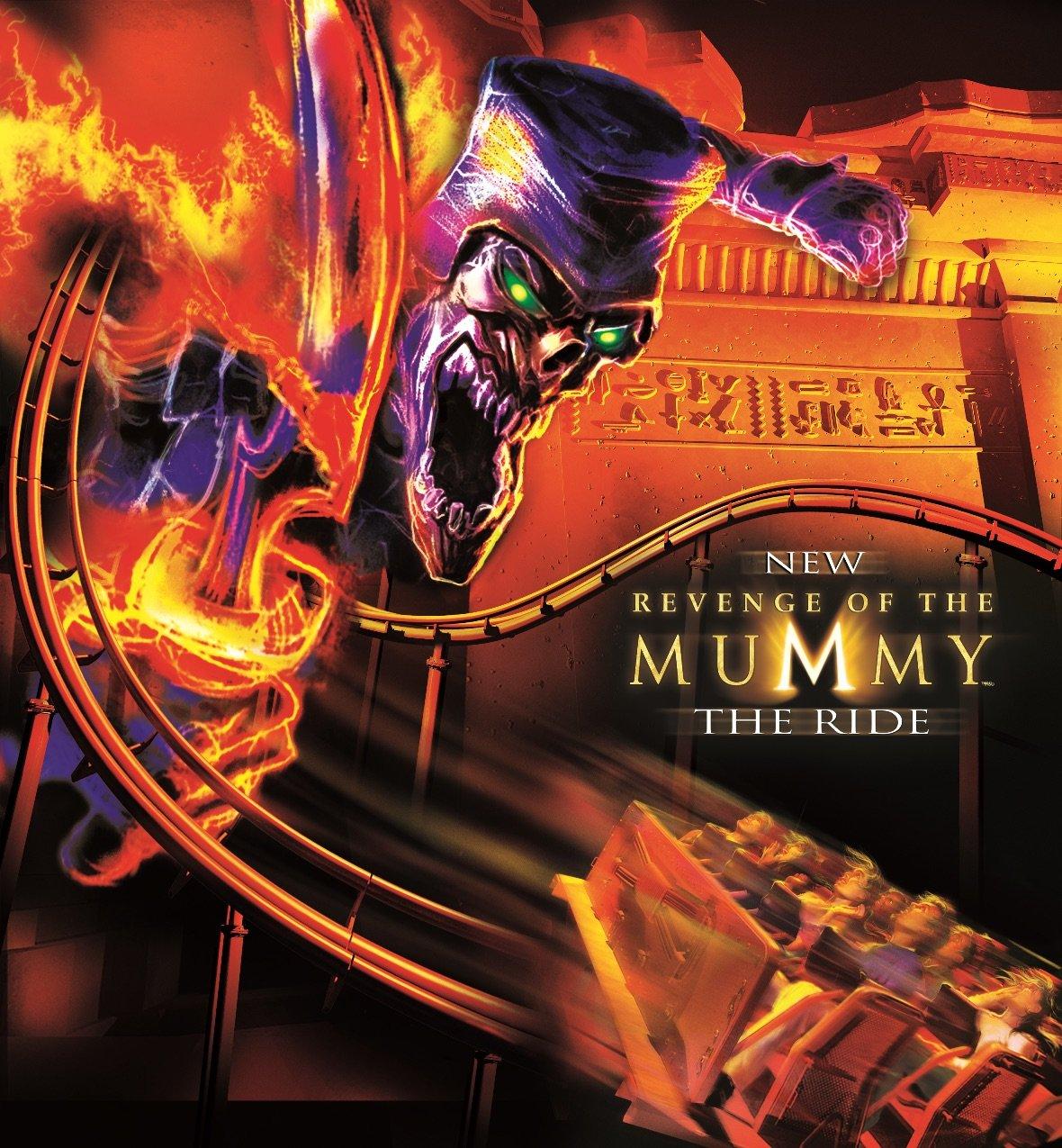 Revenge of the Mummies (Adventures series Book 9)