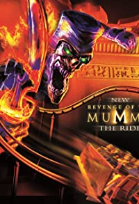 Primary photo for Revenge of the Mummy: The Ride