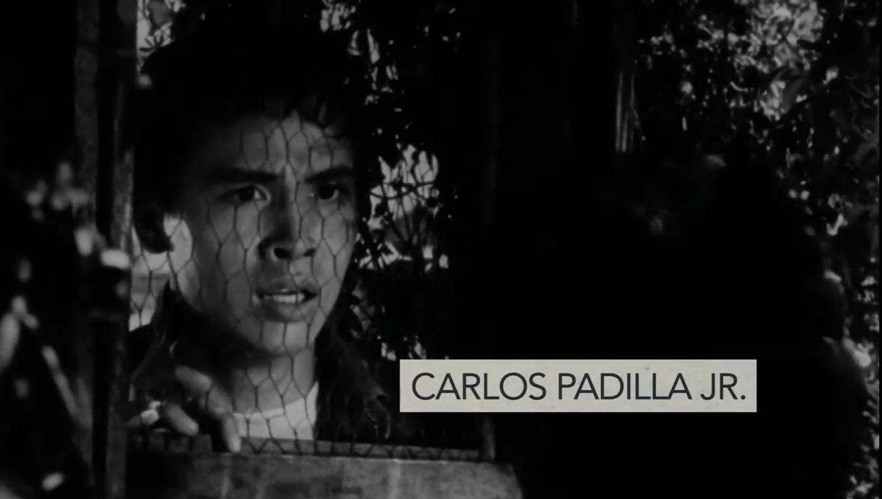 Carlos Padilla Jr. in Malvarosa (1958)