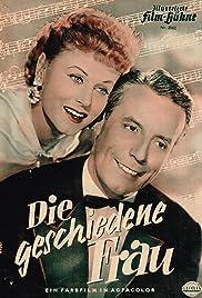 The Divorcée Poster