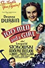 One Hundred Men and a Girl (1937) Poster