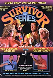 Survivor Series (1992) Poster - TV Show Forum, Cast, Reviews