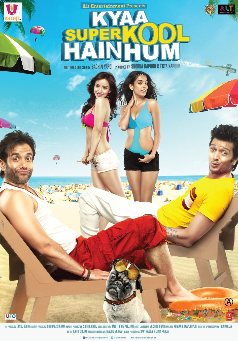Kyaa Super Kool Hain Hum mp3 free download hindi movie