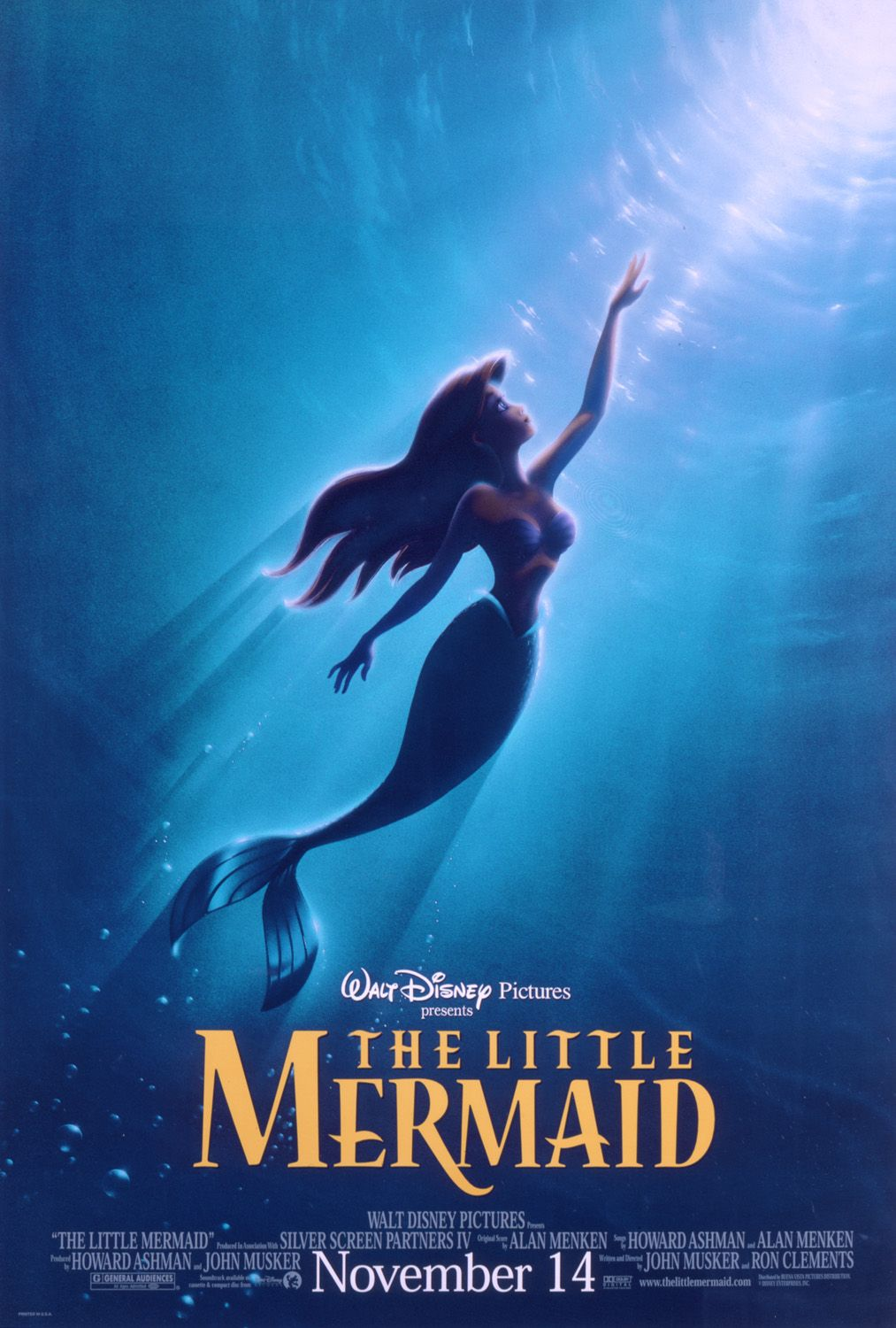The Little Mermaid 1989 Imdb