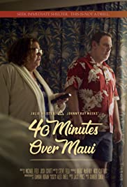 40 Minutes Over Maui Poster