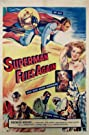 Superman Flies Again (1954) Poster
