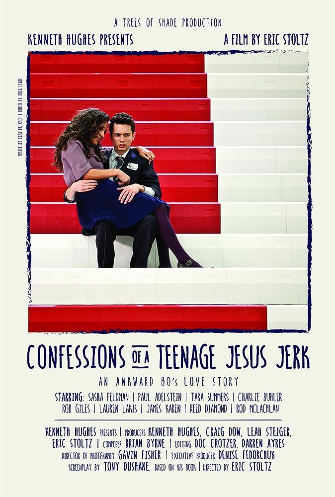فيلم Confessions of a Teenage Jesus Jerk مترجم