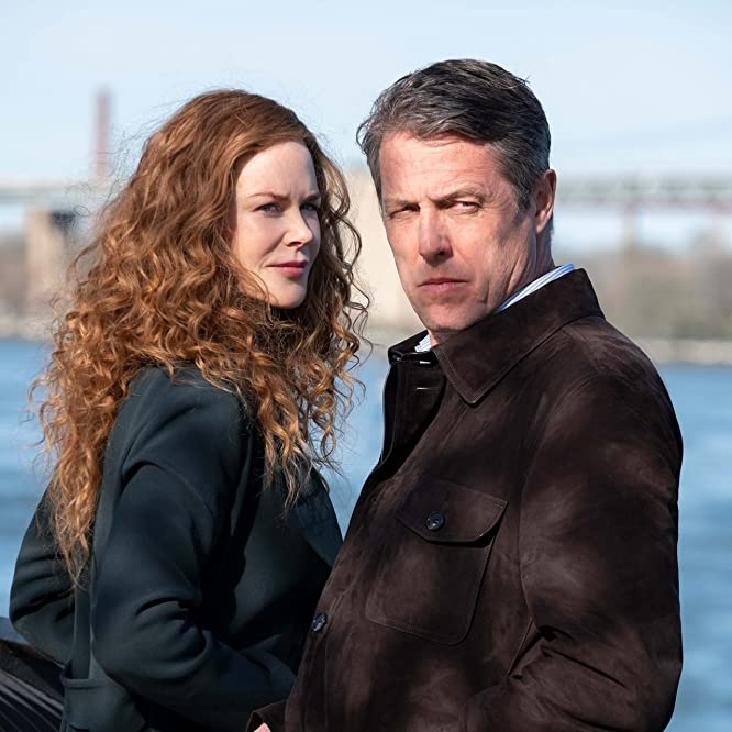 Nicole Kidman and Hugh Grant in The Undoing (2020)