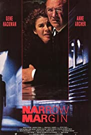 Narrow Margin (1990) Poster - Movie Forum, Cast, Reviews