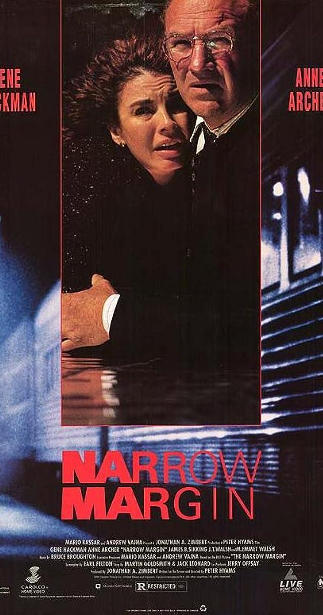 Subtitle of Narrow Margin
