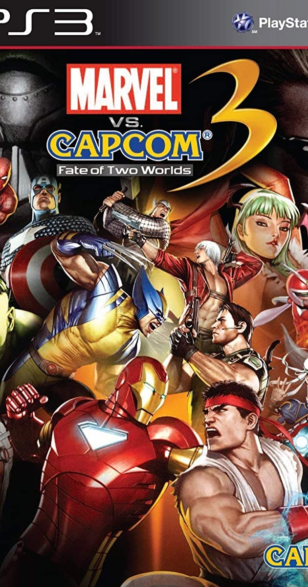 Marvel vs  Capcom 3: Fate of Two Worlds (Video Game 2011