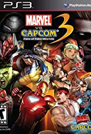 Marvel vs. Capcom 3: Fate of Two Worlds (2011) Poster - Movie Forum, Cast, Reviews