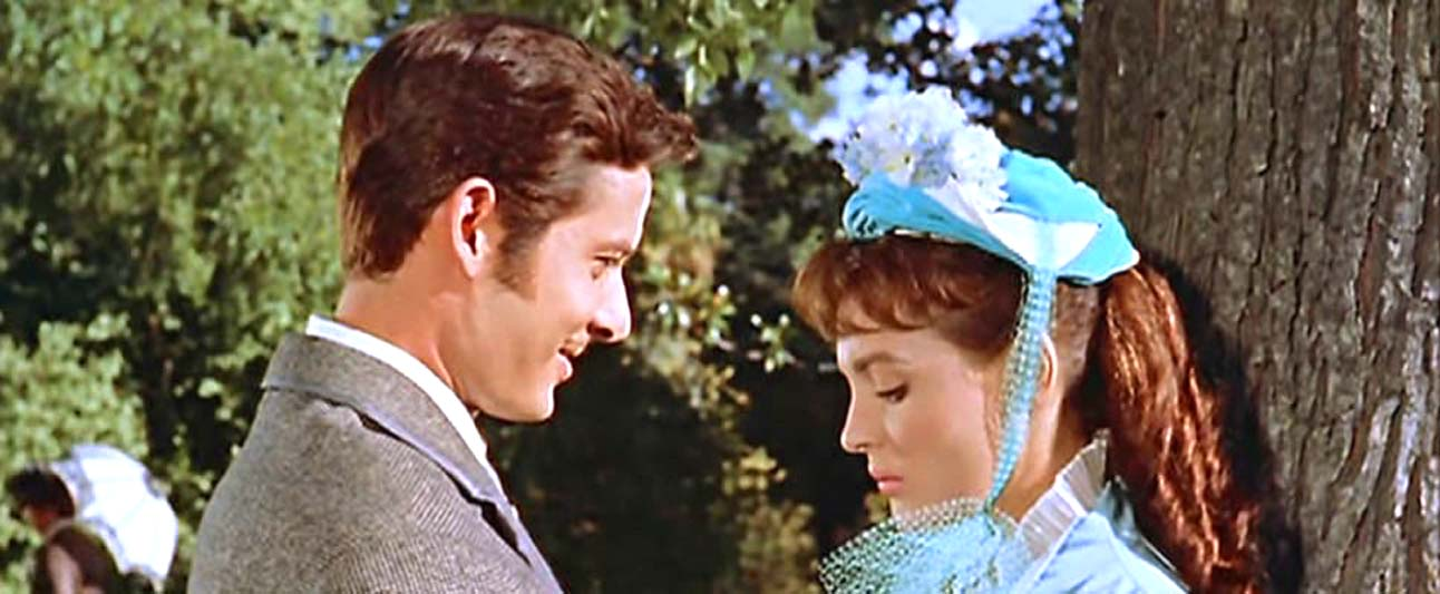 Vicente Parra and Paquita Rico in ¿Dónde vas, Alfonso XII? (1959)