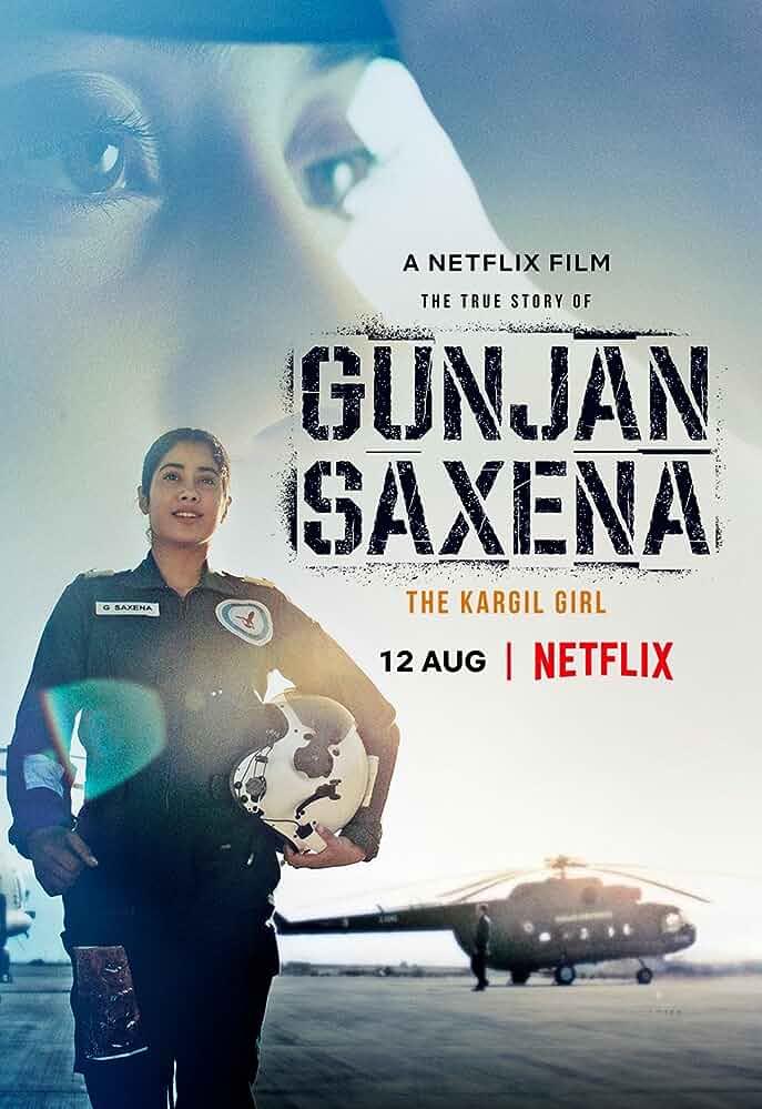 Gunjan Saxena: The Kargil Girl (2020) centmovies.xyz
