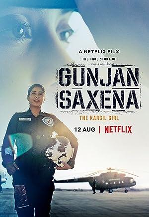 دانلود زیرنویس فارسی فیلم Gunjan Saxena: The Kargil Girl 2020