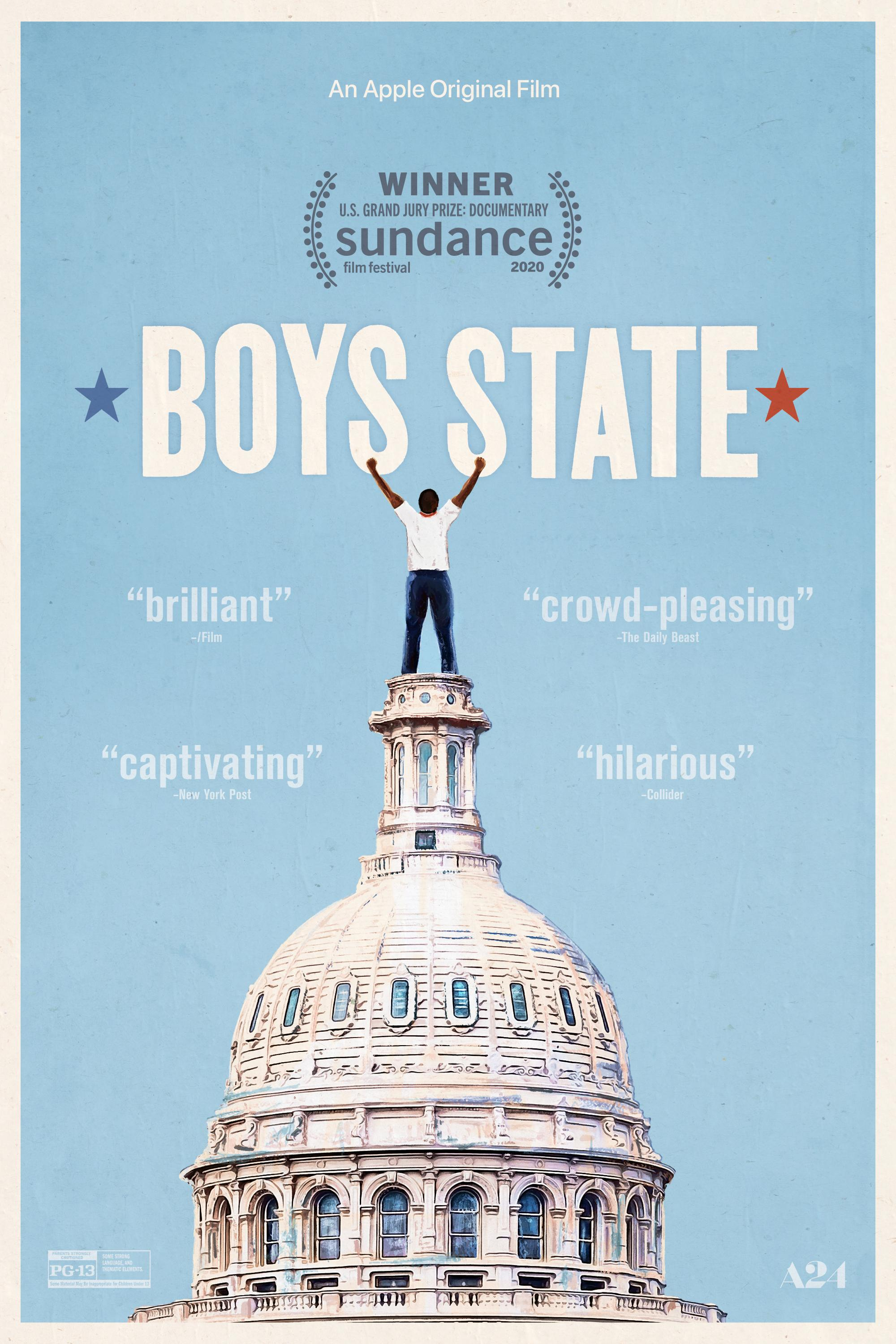 Boys State: The Best Apple Tv Movies to Watch In USA