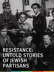 Must watch funny movies Resistance: Untold Stories of Jewish Partisans [BluRay]