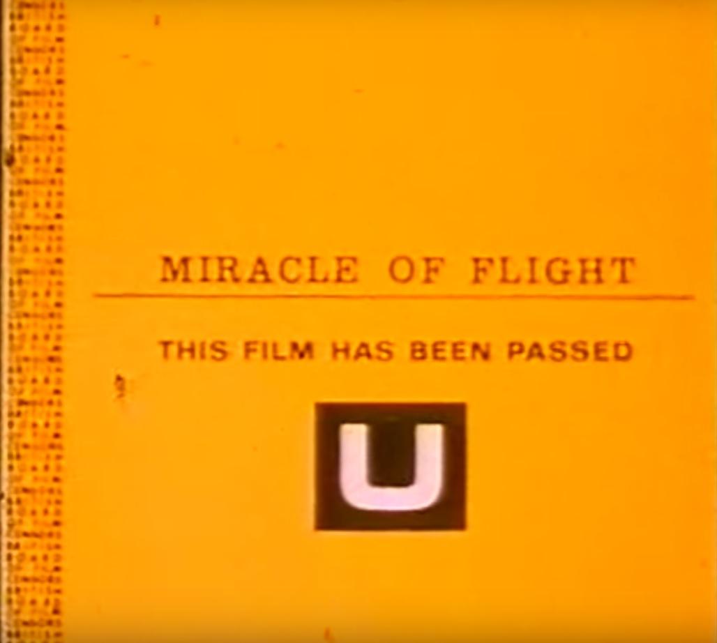 دانلود زیرنویس فارسی فیلم Miracle of Flight