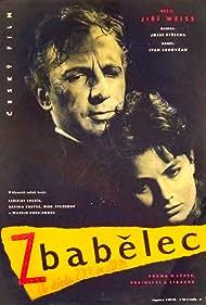 Ladislav Chudík, Wilhelm Koch-Hooge, Daniela Smutná, Oleg Strizhenov, and Jirí Weiss in Zbabelec (1962)
