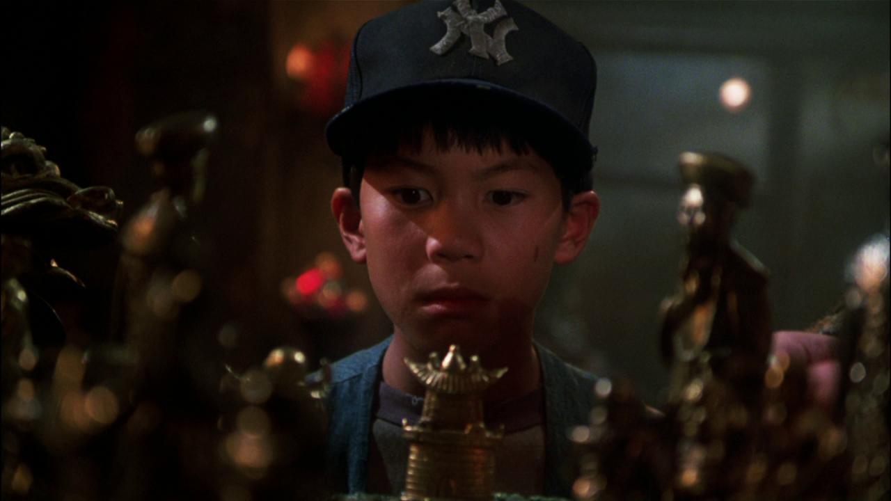 John Louie in Gremlins (1984)