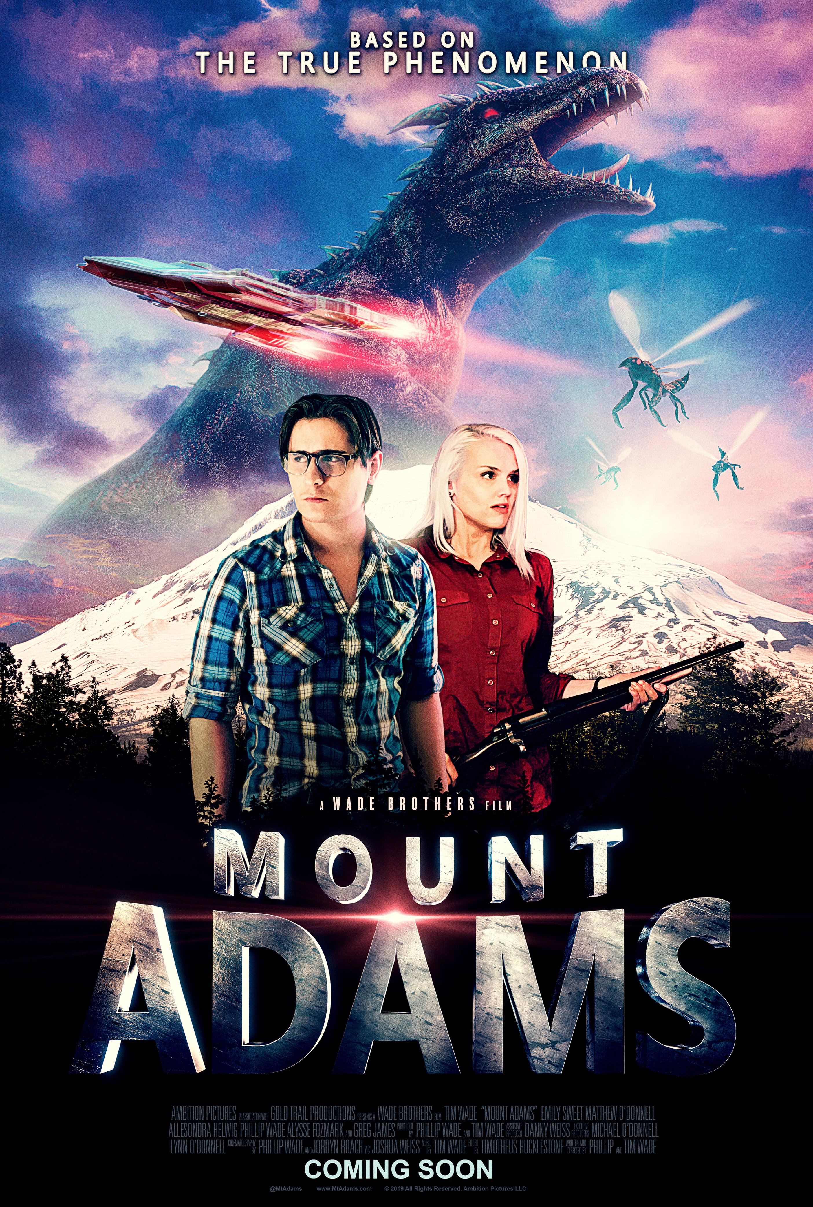 Mount Adams 2021 Imdb