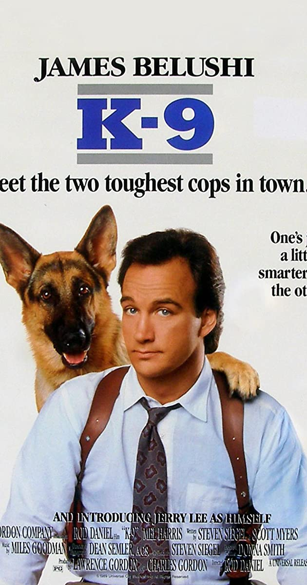 K-9 (1989) - K-9 (1989) - User Reviews - IMDb