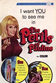 The Perils of Pauline Poster