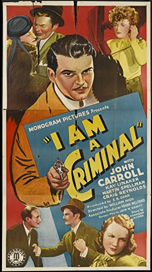 Where to stream I Am a Criminal