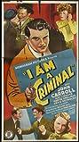 I Am a Criminal (1938) Poster