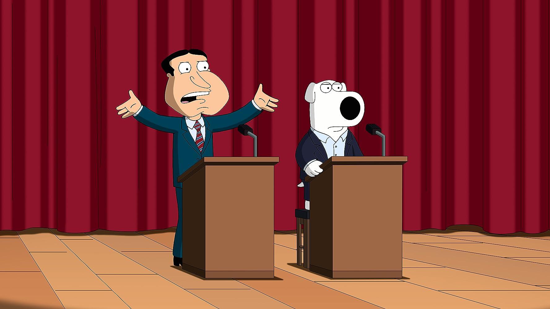 Seth MacFarlane in Family Guy (1999)