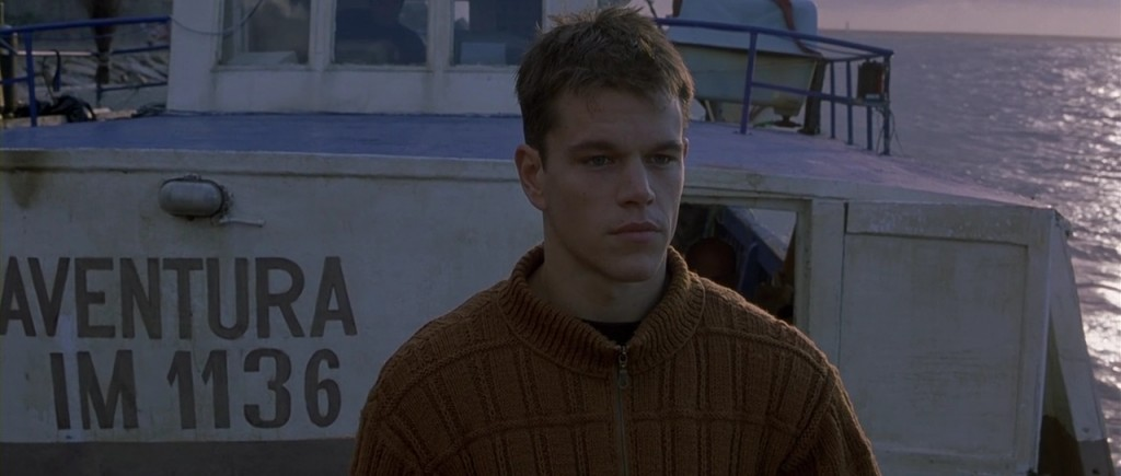 The Bourne Identity Matt Damon