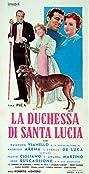 La duchessa di Santa Lucia (1959) Poster