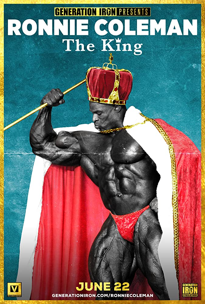 Ronnie Coleman: The King Movie Poster