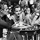 Peter Finch, Romy Schneider, and Melina Mercouri in 10:30 P.M. Summer (1966)
