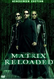 The Matrix Reloaded: Teahouse Fight Poster