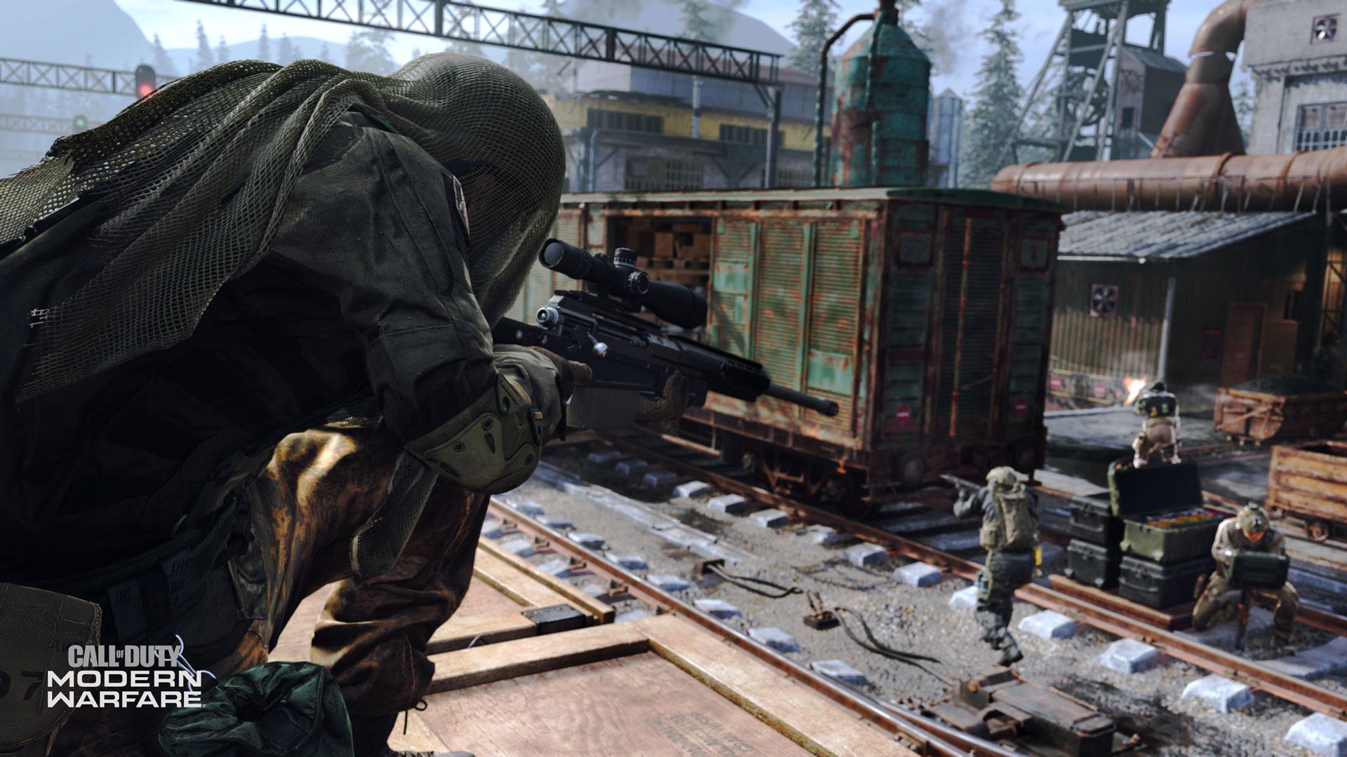 Call Of Duty Modern Warfare Video Game 2019 Photo Gallery Imdb