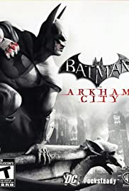 Batman: Arkham City (2011) Poster - Movie Forum, Cast, Reviews