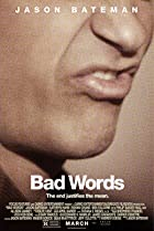 Bad Words (2013) Poster