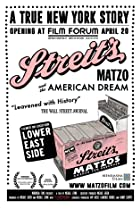 Streit's: Matzo and the American Dream (2015) Poster