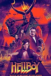 Tales of the Wild Hunt: Hellboy Reborn Poster