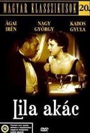 Lila akác Poster