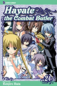 Hayate, the Combat Butler