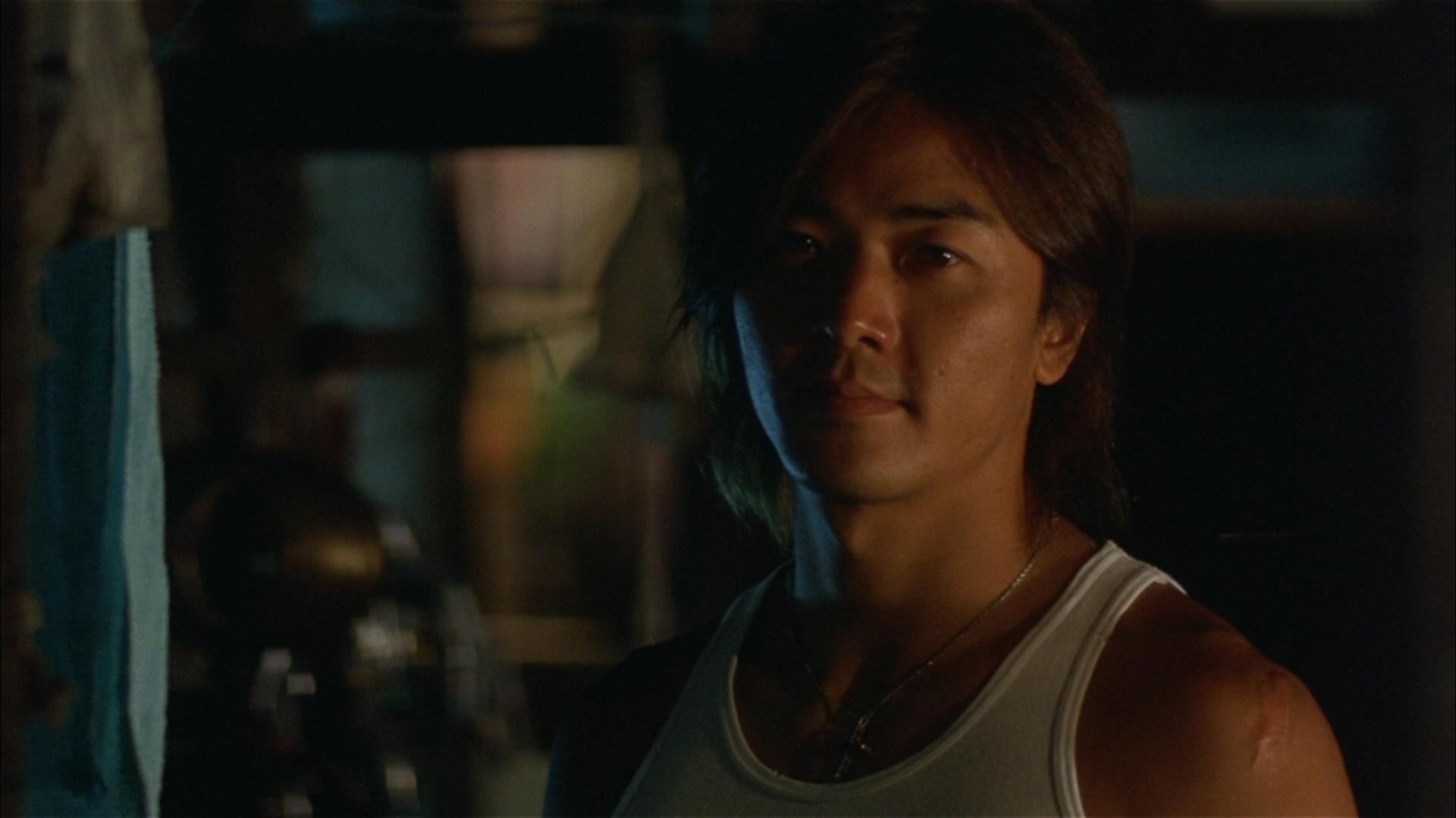 Ekin Cheng in Lit foh chin che 2: Git suk chuen suet (1999)