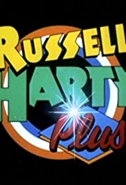 Russell Harty Plus Poster